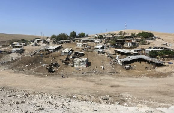 Israeli Supreme Court freezes West Bank village demolition