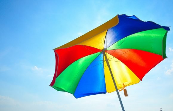 Tourist impaled by beach umbrella on Jersey Shore