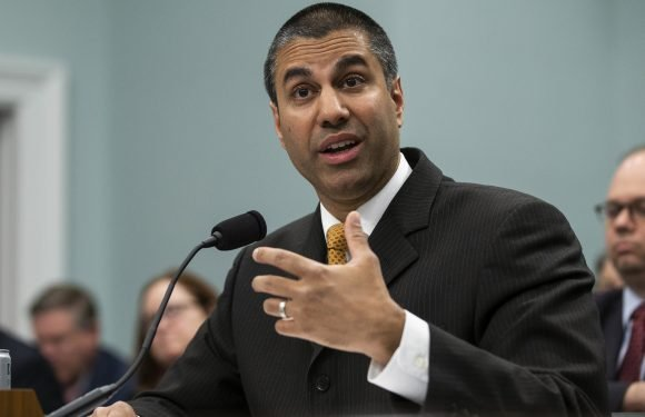 Sinclair, Tribune shares jump after Trump slams FCC