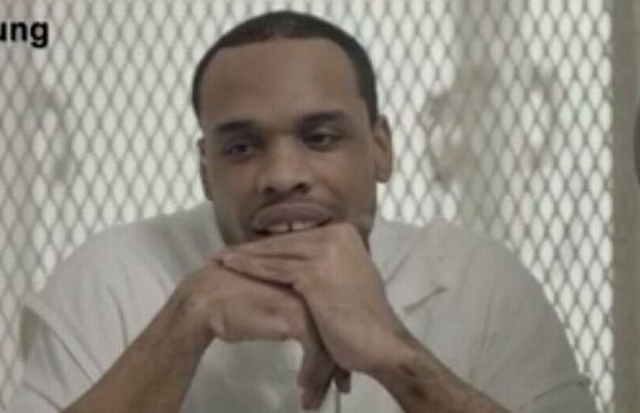 Texas death row prisoner's chilling last words as he's executed for murder
