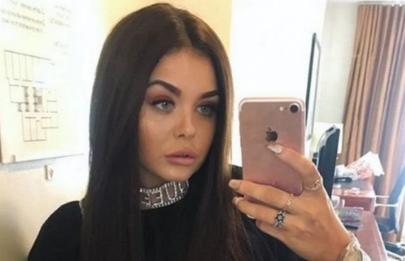 Scarlett Moffatt sobs over comments about her weight and makes shock admission
