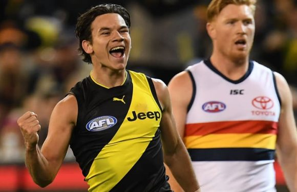 'G whizzes: Tigers match MCG record, back-to-back flags beckon