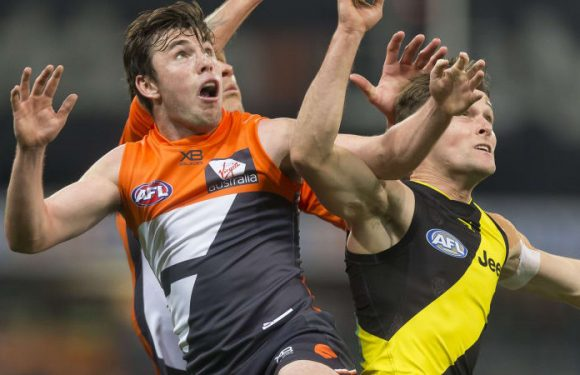 Giants the joker in the pack after upsetting Tigers in thriller