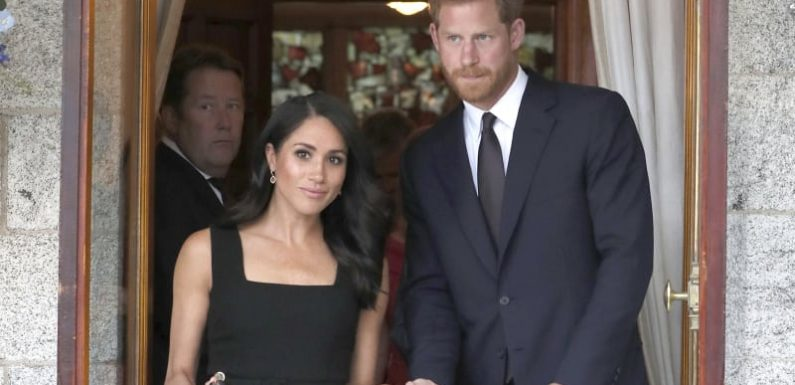 Meghan Markle's outfit sends message to New Zealand designer