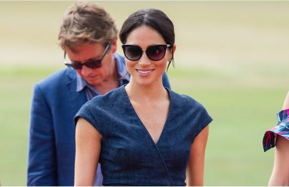 Meghan Markle's Dress Features Pockets, and It'll Automatically Make You Want to Cheer