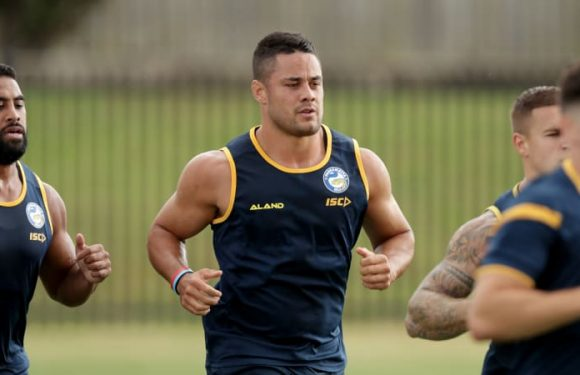 Hayne Plane's $700,000 pay cut to collect a wooden spoon
