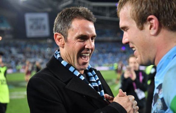 Fittler says he'd do another mid-game interview during live Origin match