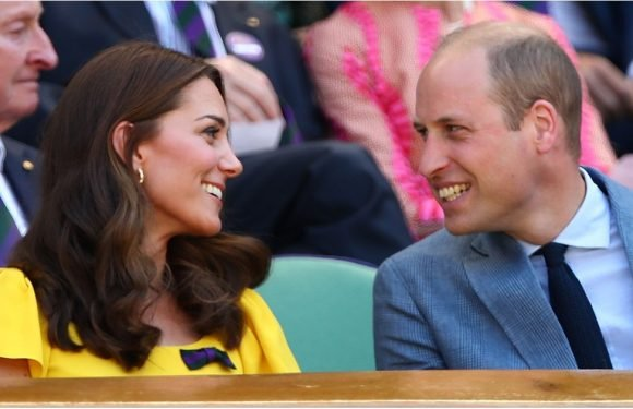 Kate Middleton's Stunning Yellow Dress Will Bring a Smile to Anyone's Face — Just Look at Prince William!