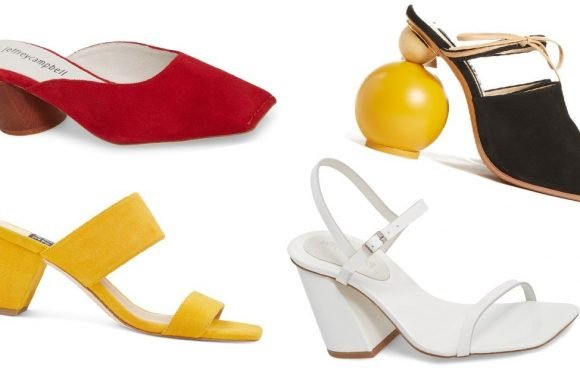 Square-Toe Heels Are Summer's Hottest Shoe Trend  — Shop Our 10 Favorite Pairs