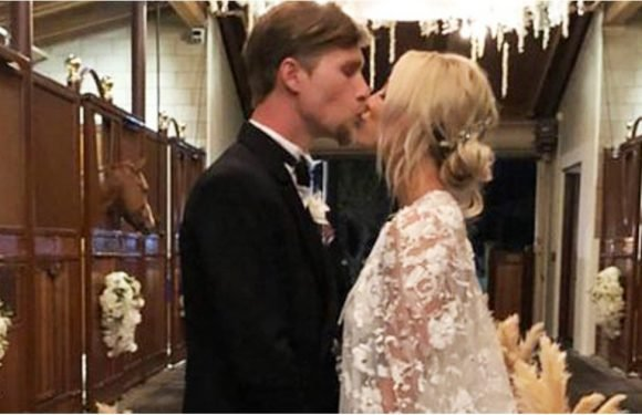 Every Single Gorgeous Moment From Kaley Cuoco and Karl Cook's Wedding