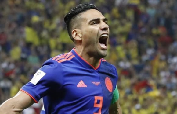 Falcao a dreamer but ready to deliver against England