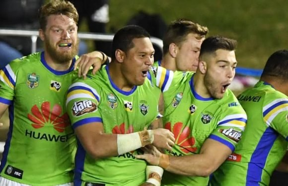 Rhyse's record haul gone to Dogs as Raiders stage miracle comeback