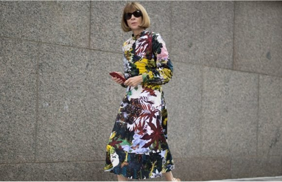 People Think Anna Wintour's Leaving Vogue, and the Rumors Are Spreading Like Wildfire
