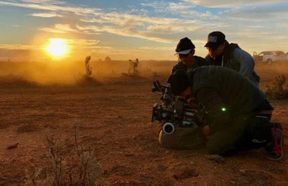 Locusts swarm as Broken Hill aims to boost film business