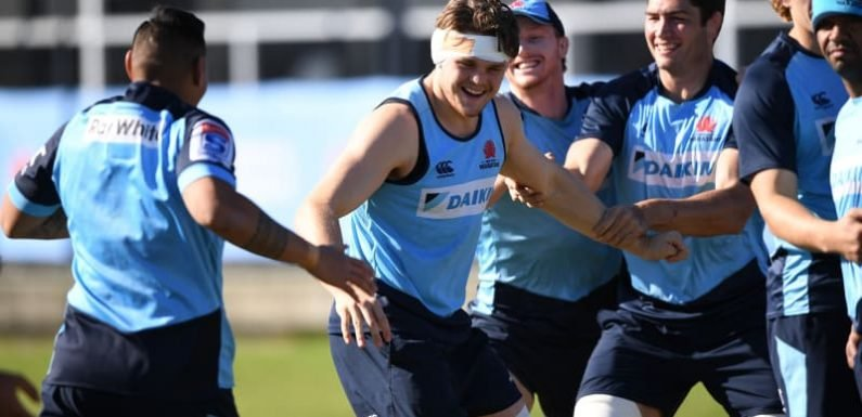 Waratahs eyeing off clean sweep against Australian rivals for first time since 2010
