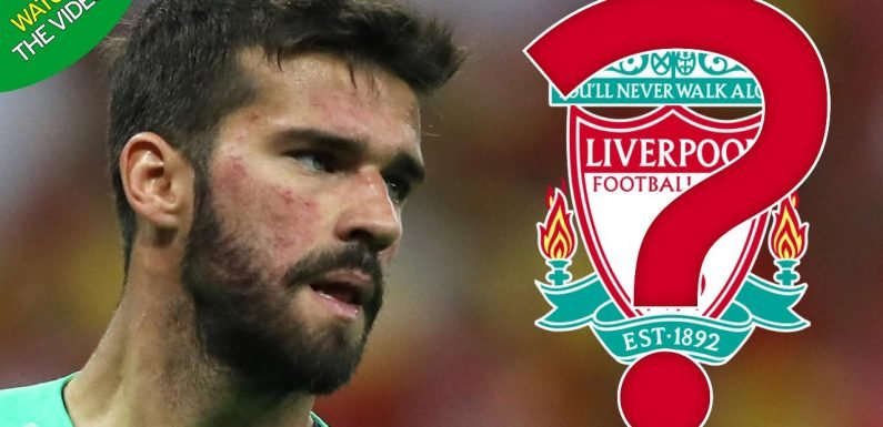 Roma respond to Liverpool's offer for keeper Alisson