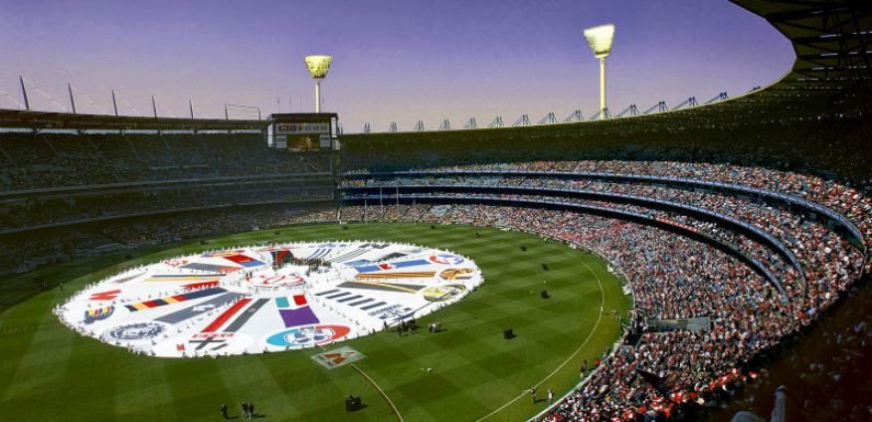 Uncertainty over future grand final timing weighs on AFL: McLachlan