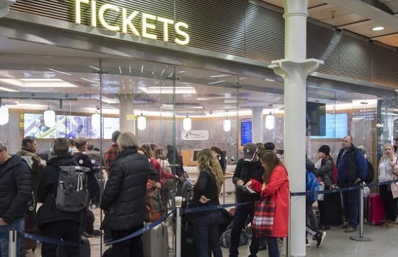Booking train tickets late 'costs travellers an extra £4.5M a year'