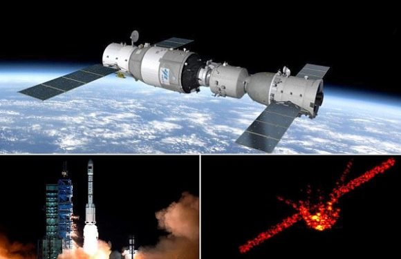 Is another Chinese space station about to crash into Earth?