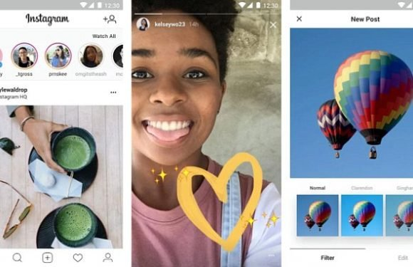 Instagram launches a low-data 'Lite' version of its app