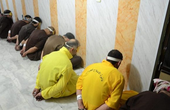 Iraq executes 12 death row jihadists in RETALIATION