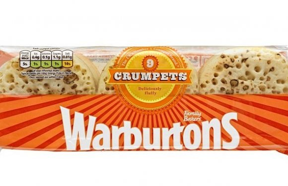 Warburtons slashes crumpet production due to CO2 crisis