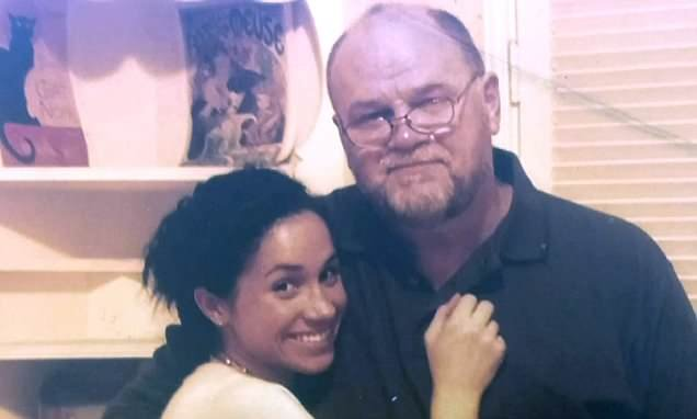 Is Meghan about to cut all ties with her father?