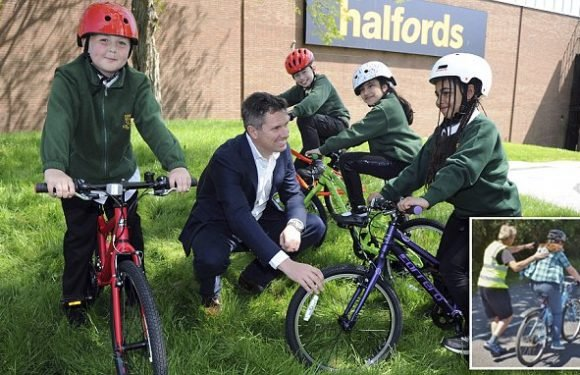 More than half of parents want bicycle safety COMPULSORY in schools