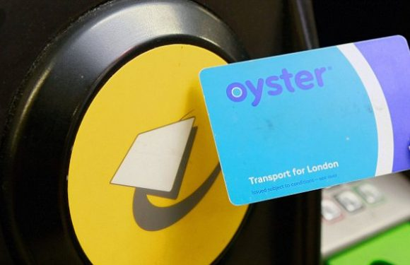 Customers urged to claim back £321million on discarded Oyster cards