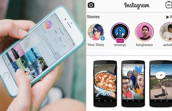 Instagram testing new Stories panel that stays at the top of your feed