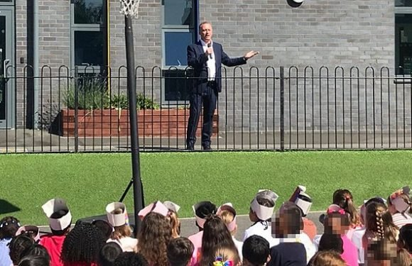 Primary school cancels invite to parents for Pride playground parade