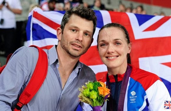 Olympic cyclist Victoria Pendleton splits from her husband