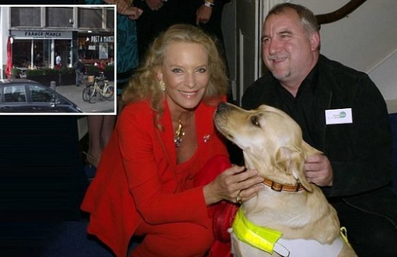 Blind turned away from London restaurant because he had a guide dog