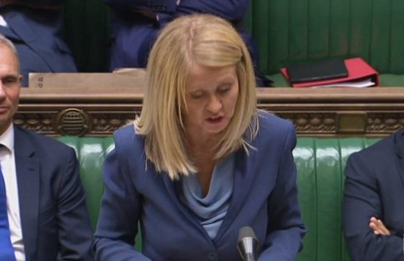 McVey faces calls to quit for making false claims benefits report