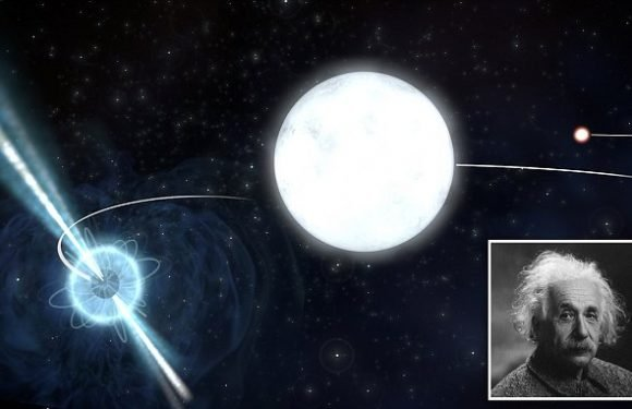 Einstein's theory of general relativity passes toughest test to date