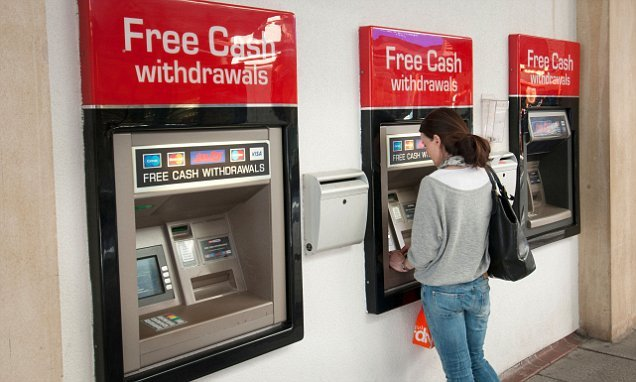 Around 40,000 ATMs could be closed down as councils plot tax raid