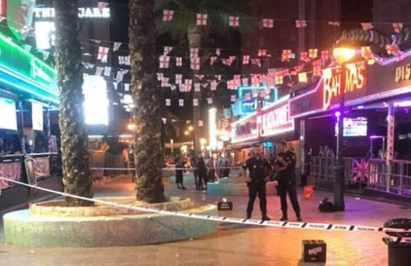 Briton shot in Benidorm after getting caught up in 'gangland' attack