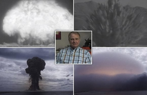Laboratory declassifies hundreds of nuclear test videos