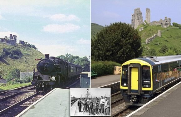 Rail services return to line axed by Beeching
