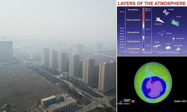 Report accuses China firms over ozone-depleting gas ...