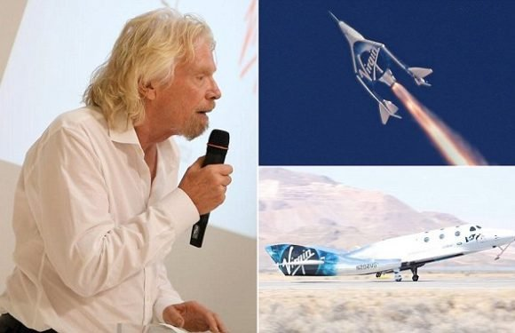 Virgin Galactic plans to launch customers to space 'within years'