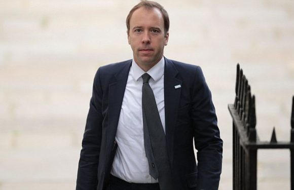 New Health Secretary pays £25 to see GP for 10 minutes over internet
