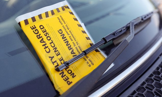 Brighton is UK's worst spot for parking tickets