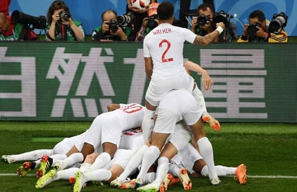 How we learned to fall in love again with England at the World Cup
