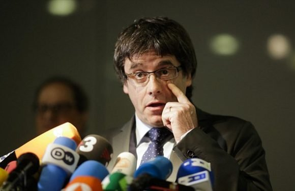 Catalan leader Carles Puigdemont can be extradited to Spain