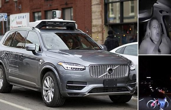 Uber lays off 100 safety drivers, suspending autonomous vehicle tests