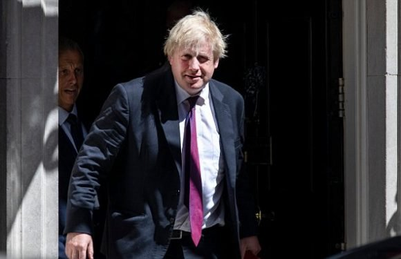 Boris Johnson is 'preparing a devastating resignation speech'