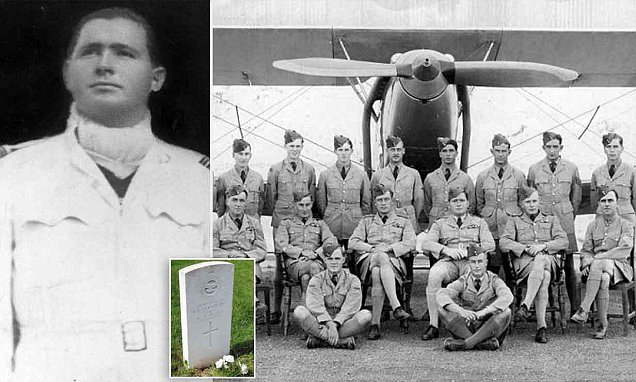 Inquest rules on death of Spitfire hero 76 years after crash