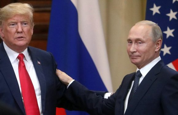 Trump's own team admit he looked 'incredibly WEAK' compared to Putin
