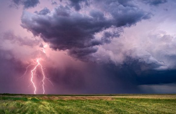 Ancient records reveal how sun's rotation affects lightning activity